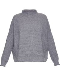 Esk - June Ribbed Cashmere-knit Sweater - Lyst