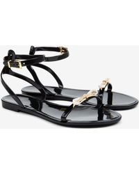 Ted Baker Jelly Sandals - Lyst