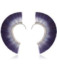Bjorg - Blue Knight Ear-Cuff - Lyst