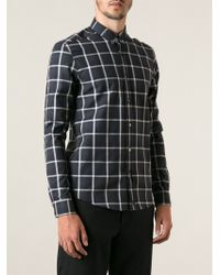 Surface To Air Checked Shirt - Lyst