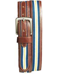 Jack Mason Brand - 'tailgate - West Virginia Mountaineers' Belt - Lyst