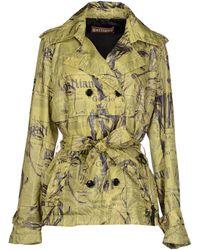 John Galliano Full Length Jacket - Lyst