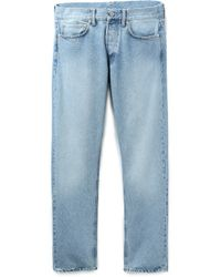Our Legacy Vintage Wash First Cut Jeans - Lyst
