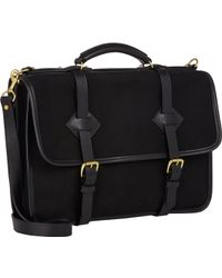 Lotuff Leather English Briefcase