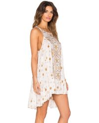 Free People   Into You Slip   Lyst
