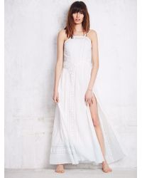 Free People Lady Jane Maxi - Lyst