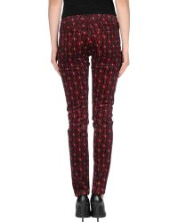 April, May   Casual Trouser   Lyst