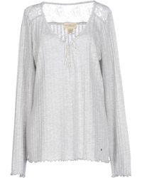 Denim & Supply Ralph Lauren Sweater gray - Lyst