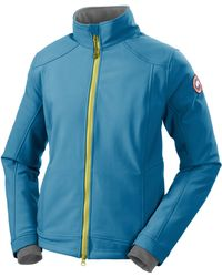 Canada Goose hats outlet official - Canada goose Mountaineer Jacket in Blue for Men (Spirit) | Lyst