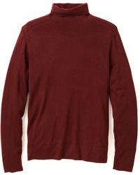 Theory Nalles Turtleneck Sweater - Lyst