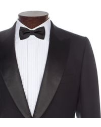 Paul Smith | A Suit To Travel In - Classic-fit Black Wool Mayfair Evening Suit | Lyst