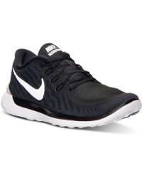 Nike Women'S Free 5.0 Running Sneakers From Finish Line - Lyst