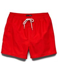 Forever 21 - Drawstring Swim Trunks You've Been Added To The Waitlist - Lyst