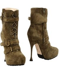 Brian Atwood | Ankle Boots | Lyst