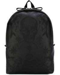 Alexander McQueen | Tattoo Skull Backpack | Lyst