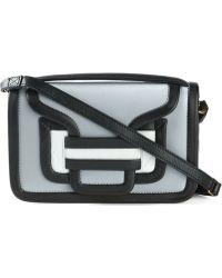 Pierre Hardy Alpha Leather Cross-Body Bag - Lyst