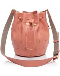 Marc By Marc Jacobs Shoulder Bag - Bloomingdale'S Exclusive Luna Studded Bucket - Lyst