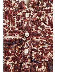 Magazine Clothing Co., Inc. - Back Road Ramble Top In Paisley - Lyst
