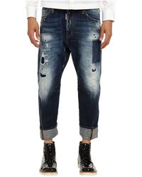 DSquared2 Runway Nonno Boxer Workwear Jean - Lyst