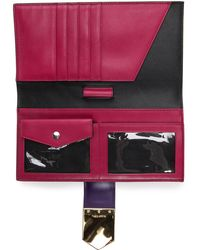 Time's Arrow - Travel Wallet - Dahlia Multi - Lyst
