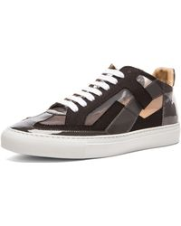MM6 by Maison Martin Margiela Mesh Sneakers - Lyst