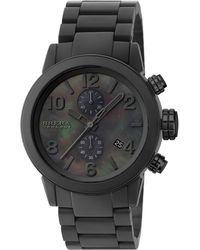Brera Isabella Stainless Steel Chronograph Watch - Lyst