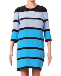 Sonia By Sonia Rykiel Silk Dress 4c - Lyst