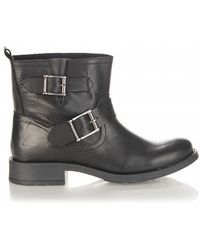 Noё Black Donna Boot - Lyst