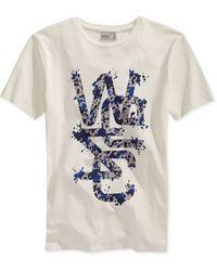 Wesc Gravel Overlay Tshirt - Lyst
