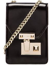 Rebecca Minkoff Paris Phone Bag - Lyst