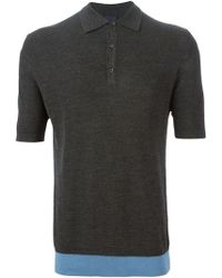 Lanvin Classic Polo Shirt - Lyst