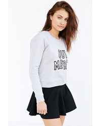 A Question Of - Oui Merci Sweatshirt - Lyst