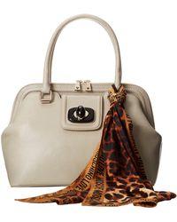 Love Moschino I Love Scarf Shoulder Bag - Lyst