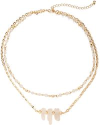Catherine Stein - Nested Collar Necklace - Lyst