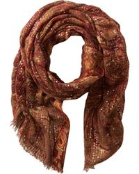 Lauren by Ralph Lauren Venice with Sequins Scarf - Lyst