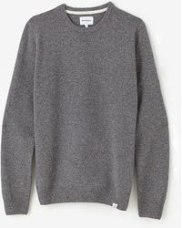 Norse Projects Sigfred Heavy Boucle Knit Sweater - Lyst