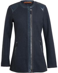 Frauenschuh - Muriel Boiled Wool and Nylon Box Jacket - Lyst