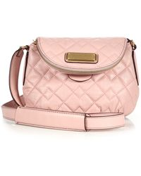 Marc By Marc Jacobs Classic Q Quilted Natasha Shoulder Bag - Lyst
