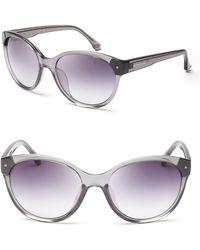 Michael Kors Savannah Oversized Cateye Sunglasses - Lyst