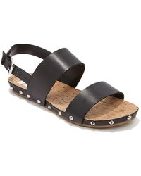 Dv By Dolce Vita Bodhi Leather Sandals - Lyst