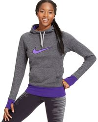 Nike Swoosh Out All Time Therma-fit Hoodie - Lyst