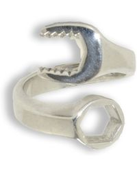 Nik Stone - Tali Wrench Ring - Lyst