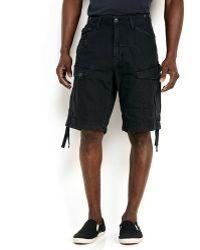 G-Star RAW Graphic Back Cargo Shorts - Lyst