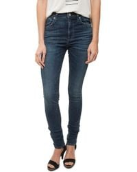 Citizens of Humanity | Carlie High Rise Skinny | Lyst