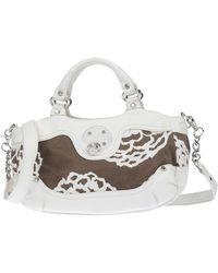 Versace Jeans Couture Handbag - Lyst