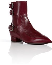 Laurence Dacade Leather Ankle Boots - Lyst