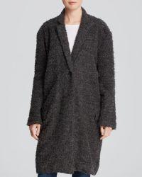 Bb Dakota Coat - Oversize - Lyst