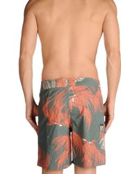 Brixton - Beach Trousers - Lyst