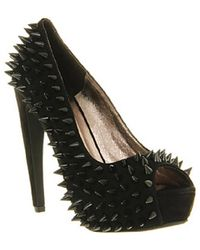 Jeffrey Campbell During Spike High Heel - Lyst