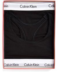 CALVIN KLEIN 205W39NYC - 'modern Cotton' Bralette & Bikini Gift Set - Lyst